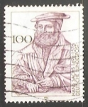 Stamps Germany -  Hans Sachs