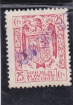 Stamps Spain -  poliza-sin valor postal (23)