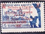 Stamps : Europe : Spain :  alcazar de Segovia (23)