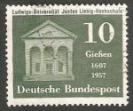 Sellos de Europa - Alemania -  ludwigs universitat