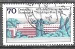 Sellos de Europa - Alemania -  65ª Conferencia Interparlamentaria Bonn 1978.