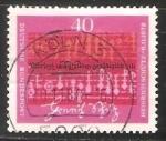 Stamps Germany -  Heinrich Schütz