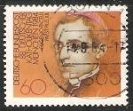 Sellos de Europa - Alemania -  Eugenio Pacelli Paps Pius XII
