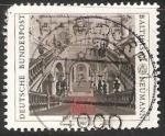 Sellos de Europa - Alemania -  Balthasar Neumann