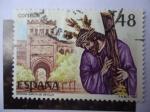 Sellos de Europa - España -  Ed:2899 - Semana Santa de Sevilla 1987