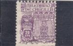 Stamps Spain -  MILENARIO DE CASTILLA (24)