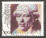 Sellos de Europa - Alemania -  Georg Christoph Lichtenberg