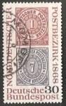 Stamps Germany -  Norddeutscher Postbezirk