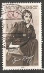 Sellos de Europa - Alemania -  Agnes Miegel