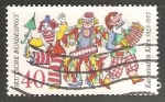 Stamps Germany -  Carnaval de Colonia