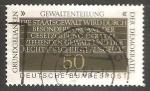 Stamps Germany -  grundgedanken gewaltenteilung