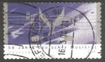 Sellos de Europa - Alemania -  Consejo de la Música 50 años