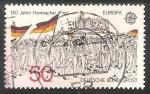 Sellos de Europa - Alemania -  150 jahre hambacher fest - Festival de Hambach