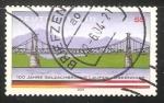 Sellos de Europa - Alemania -  Salzachbrücke