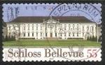 Sellos de Europa - Alemania -  Schloss bellevue - Palacio de Bellevue