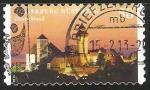 Sellos de Europa - Alemania -  Kaiserburg Nürnberg - Castillo de Núremberg