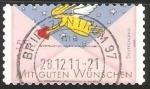 Sellos de Europa - Alemania -  Mit guten wünschen -Con buenos deseos