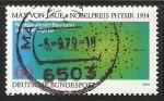 Sellos de Europa - Alemania -  Max von Laue