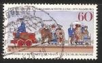Sellos de Europa - Alemania -  internationale verkehrsausstellung - Exposición Internacional de Transporte