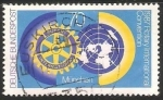 Stamps Germany -  1987 rotary international convention