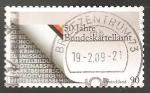 Sellos de Europa - Alemania -  50  jahre bundeskartellamt -50 años Bundeskartellamt