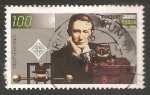 Sellos de Europa - Alemania -  Guglielmo Marconi 100 Jahre Radio 1895 1995