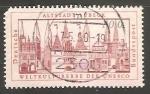 Stamps Germany -  Patrimonio de la Humanidad