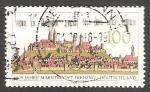 Sellos de Europa - Alemania -  1000 años de la ley de mercado Freising