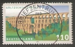 Sellos de Europa - Alemania -  Puente de Göltzschtal