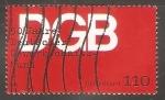 Sellos de Europa - Alemania -  DGB. La Confederación de Sindicatos Alemanes