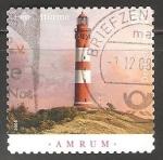 Stamps Germany -  Leuchttürme - Hornum