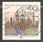 Stamps Germany -  50 años de Hannover