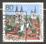 Sellos de Europa - Alemania -  1000 años de la catedral de Halberstadt