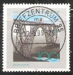 Stamps Germany -  100 jahre müngstener brücke -Puente Müngsten