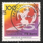 Sellos de Europa - Alemania -  Internationale tourismus borse