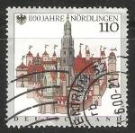 Stamps Germany -  1100 jahre nordlingen
