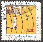 Sellos de Europa - Alemania -  Erich Kästner