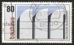 Sellos de Europa - Alemania -  walter gropius bauhaus