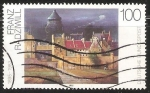 Stamps Germany -  Franz radziwill