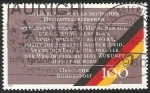 Stamps Germany -  40th anniversary of the Charge of German expellees