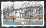 Stamps Germany -  Thuringer landtag