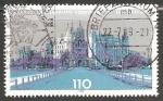 Stamps Germany -  Mecklenburg-Western Pomerania, Schwerin