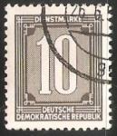 Sellos de Europa - Alemania -  Dienstmarke