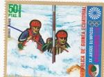 Sellos de Africa - Guinea Ecuatorial -  JUEGOS OLIMPICOS DE AUGSBURGO 72
