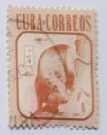 Stamps : America : Cuba :  JUTIA