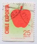 Stamps : America : Chile :  CHILE EXPORTA