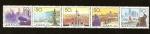 Stamps Asia - China -  Ciudades Económicas mas importantes de China