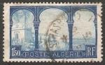 Sellos del Mundo : Africa : Argelia : Edificio