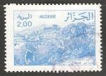 Sellos del Mundo : Africa : Argelia : Bejaia