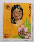 Stamps : America : Paraguay :  AÑO INTERNACIONAL DEL NIÑO
